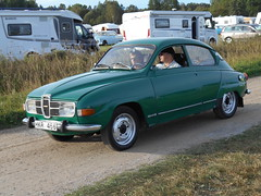 Saab 96 (nakhon100) Tags: saab 96 cars classics eskilstuna