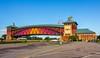 Great Platte River Road Archway Monument (Eridony) Tags: kearney buffalocounty nebraska arch museum constructed2000