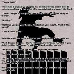 Tom Sawyer (jaci XIII) Tags: menino cerca salto tomsawyerliteraturamark twainusaboyjumpingaroundtom sawyerliteraturemarktwainusa