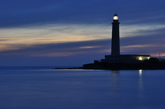 Lights in the night (salvatore benanti) Tags: lighthouse granitola kartibubbo mare sea