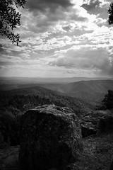 Monts d'Ardche - 01 (alexandreweber_zootrope) Tags: nature extrieur paysage montagnes monts ardche france monochrome noirblanc noiretblanc flore fort rochers nuages ciel ngc