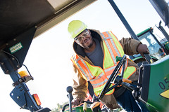 D6103_CM-312 (MoDOT Photos) Tags: columbia d6103cm ppe hardhat maintenance modotbycathymorrison safetyboots safetyday safetyequipment safetygear safetyglasses safetyvest standupforsafety mower troyjohnson heavyequipment