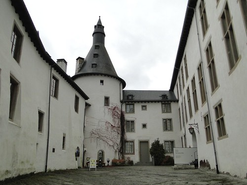 Court of Clervaux castle