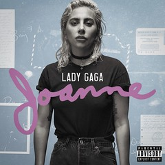 Lady Gaga - Joanne (alexdotpsd) Tags: lady gaga joanne album cover single artwork fanmade graphic design born this way artpop cheek to the fame monster perfect illusion million reasons