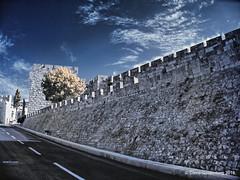 Jerusalem walls in Infrared (dgoldenberg52) Tags: israel jerusalem capitalcities capital united jewish urban city gold unified walls