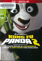 Kung Fu Panda 2 (Vernon Barford School Library) Tags: dreamworks dreamworkshomeentertainment jenniferyuhnelson jonathanaibel glennberger jackblack angelinajolie jackiechan kungfupanda kungfu panda pandas animal animals quests revenge weapons ancientweapons china friendship friends antiquities animation animated animations drama martialarts comedy comedies fantasy action actionfilms adventurefilms adventure adventures vernon barford library libraries new recent video videos film films junior high middle school covers cover videocase videocases dvd dvds dvdcase dvdcases fiction fictional movie movies motionpicture motionpictures