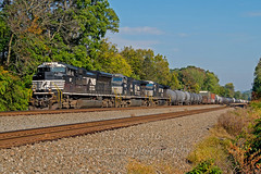 Norfolk Southern 1117 @ Cove, Pa. (Chessie 2117) Tags: trains railroads trainphotos railroadphotos railroadimages railroadphotography unitedstates norfolksouthern
