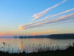 Flevoland (streamer020nl) Tags: sunset sundown zonsondergang flevoland holland lake noorderplassen 2016 herfst autumn 261116