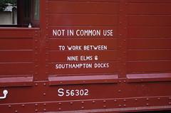 IMGP5568 (Steve Guess) Tags: ropley alresford alton hampshire hants steam railway trains loco locomotive british railways england gb uk queen mary brake