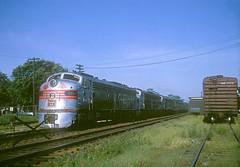 CB&Q E9 9994 (Chuck Zeiler) Tags: cbq e9 9994 burlington railroad emd locomotive naperville train chz chuck zeiler