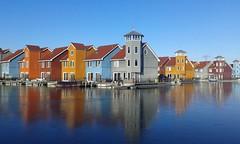 Reitdiep haven, Groningen (lonejim) Tags: groningen nederland reitdiep lonejim