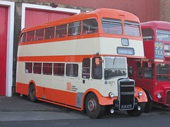 Greater Manchester 5871 KJA871F Museum of Transport, Manchester on 192 (1280x960) (dearingbuspix) Tags: preserved greatermanchestertransport greatermanchester gmbuses manchesterchristmascracker manchesterchristmascracker2016 5871 kja871f museumoftransportgreatermanchester museumoftransport
