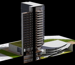 4 star Residential business project. 17