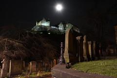 Edinburgh Castle 07.02.2012 (Chris Firth of Wakey.) Tags: stcuthbertschurchyard edinburghcastle edinburgh