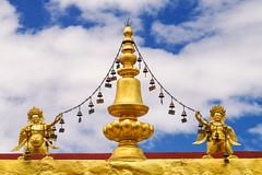 ding-dong (kangxi504) Tags: tibet china jokhang temple buddhism    lhasa