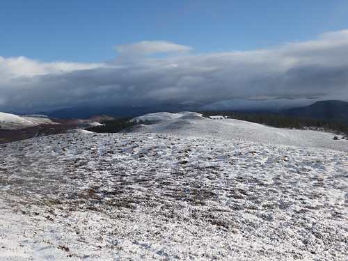 P84 East end of Meall Gorm