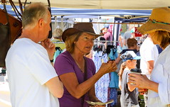 Market day (2) (geemuses) Tags: monavale monavalemarkets northernbeaches sydney sydneyharbour retail selling marketday tents flowers shopping