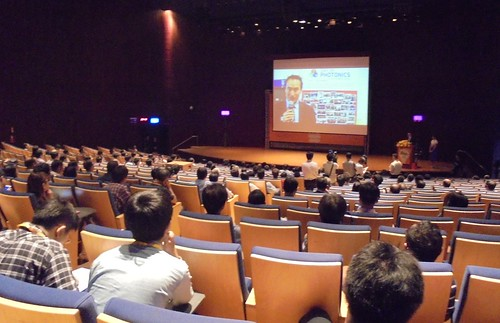 Taiwan Photonics Forum