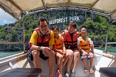 This is as close as we're gonna get (Stinkee Beek) Tags: langkawi erin yewyen ethan kilimgeoforestpark leonard