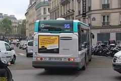 2008-2013 Irisbus Citelis 18 #1985 (busdude) Tags: ratp group rgie autonome des transports parisiens irisbus citelis 18 rgieautonomedestransportsparisiens ratpgroup stif syndicat dledefrance syndicatdestransportsdledefrance