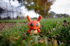 DSC_0577 (effeherre.design) Tags: red pokemon squirtle bulbasaur charmander pokemongo designertoy arttoy kidrobot dunny