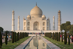 Rajasthan (pictopix) Tags: agra inde rajasthan tajmahal marbre blanc mausole tombe empereur moghol
