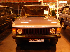 1983 Range Rover (Rorymacve Part II) Tags: car cars automobile auto bus truck motor motorvehicle saloon estate compact sports roadster transport road heritage historic landrover landroverrangerover rangerover rangeroverclassic