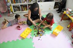 Fotos produzidas pelo Senado (Senado Federal) Tags: bie primeirainfncia criana menino menina brinquedoteca brincadeira brinquedo especialcidadania desenvolvimentoinfantil me filho irmo braslia df brasil bra