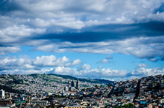 Kitu (Cs.Nemo) Tags: quito ecuador sky heaven clouds highlights blue city ciudad colors