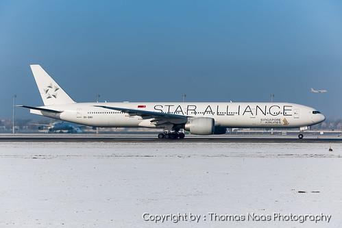 9V-SWI : StarAlliance