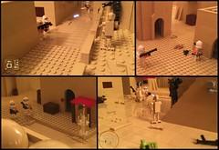 Lego Star Wars Battlefront 2 Brickfilm on Mos Eisley Tatooine (schmidtproject) Tags: lego star wars starwars brickfilm brick film tatooine mos eisley espa hoth endor yavin episode 1 2 3 4 5 6 7 8 9 i ii iii iv v vi vii viii ix droid battle cis droideka clone commander sniper heavy trooper grenade sound effect effekte moc diorama