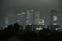 nagoya16093 (tanayan) Tags: urban town cityscape night view aichi nagoya japan    building nikon j1