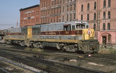 EL 2513 (irail2010) Tags: el ge u25b erielackawanna railroad binghamton erie lackawanna