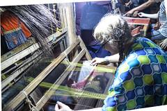 Binuatan Crearions Weaving House (sheiladeeisme) Tags: binuatan binuatancrearions weaving handcrafted philippines palawan travel tourist tourism historical history cloth handmade sticks