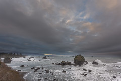Coastline of Crescent City (Richard Thelen) Tags: crescentcity coast california canon6d trip travel dawn notanudebeach nohdr nature landscape