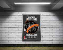Subway Donut Ad (Aaronla_368) Tags: poster board bill billboard wall blank ad space display white frame interior placard indoor advertisement passage advertise media sign bright commercial corridor marketing hall modern signboard panel city inside empty banner background advertising paper mockup metro subway business template airport underground canvas station light street stop front big