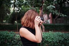 (gizemsaray) Tags: analogue 35mm film minolta x700 agfa vista 100 filmfeed portrait analographer