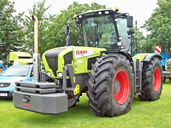 68 Claas Xerion 3800 TRAC (2012) (robertknight16) Tags: tractor germany claas 2010s