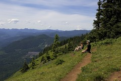 Summit of Dog Mountain (ljgunn) Tags: mtsthelens columbiarivergorge dogmountain