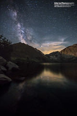 milky way reflection (Eric 5D Mark III) Tags: california longexposure sky usa mountain lake reflection tree water vertical night canon landscape photography star unitedstates wideangle galaxy midnight mammothlakes stargazing milkyway easternsierra convictlake 14l ericlo ef14mmf28liiusm eos5dmarkiii 5d3