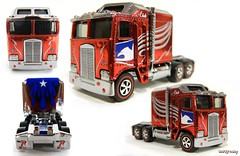 Thunder Roller (DJ Witty) Tags: hot truck o cab c wheels over engine hwc e roller rlc redline thunder coe selections kenworth diecast redlines