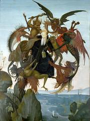 (att.) Michelangelo - The Torments of Saint Anthony (Cea.) Tags: michelangelo stanthony saintanthony