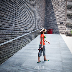 K2 Sue#89 (K2 Sue) Tags: modernarchitecture sichuanprovince yingxiu k2sue cemeteryof512earthquakevictims
