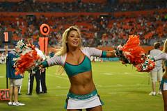 Miami Dolphins Cheerleaders (jackson1245) Tags: miami dolphins bucs mdc nflcheerleaders miamidolphinscheerleaders
