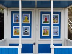 Southwold, Suffolk (Oxfordshire Churches) Tags: uk england suffolk unitedkingdom panasonic southwold beachhuts mft seasides beachartwork ©johnward micro43 microfourthirds lumixgh3