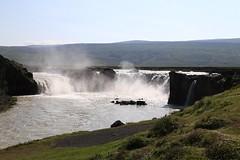 Goafoss (Flugechse) Tags: island waterfall iceland wasserfall goafoss