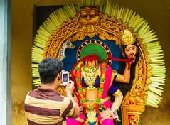 Athachamayam (Kris Kumar) Tags: carnival india festival kerala parade september celebration procession kochi onam tripunithra 2013 athachamayam onamcelebration canon7d canonef2470mmf28llens firstdayofonam