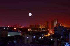 DSC_4615 (梦想家宁小南) Tags: 风景 文庙 月亮 中秋 宁小南