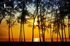Sunset Beach in Borneo (Ringgo Gomez) Tags: 1001nights topseven abigfave anawesomeshot flickraward malaysianphotographers nikon2470mm elitephotography perfectphotographers sarawakborneo thebestshot nikond90club 1001nightsmagiccity flickraward5 mygearandme flickrawardgallery