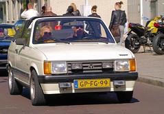 1985 Talbot Samba Cabriolet,  Midland Classic Show - Almere (Vriendelijkheid kost geen geld) Tags: show classic midland almere